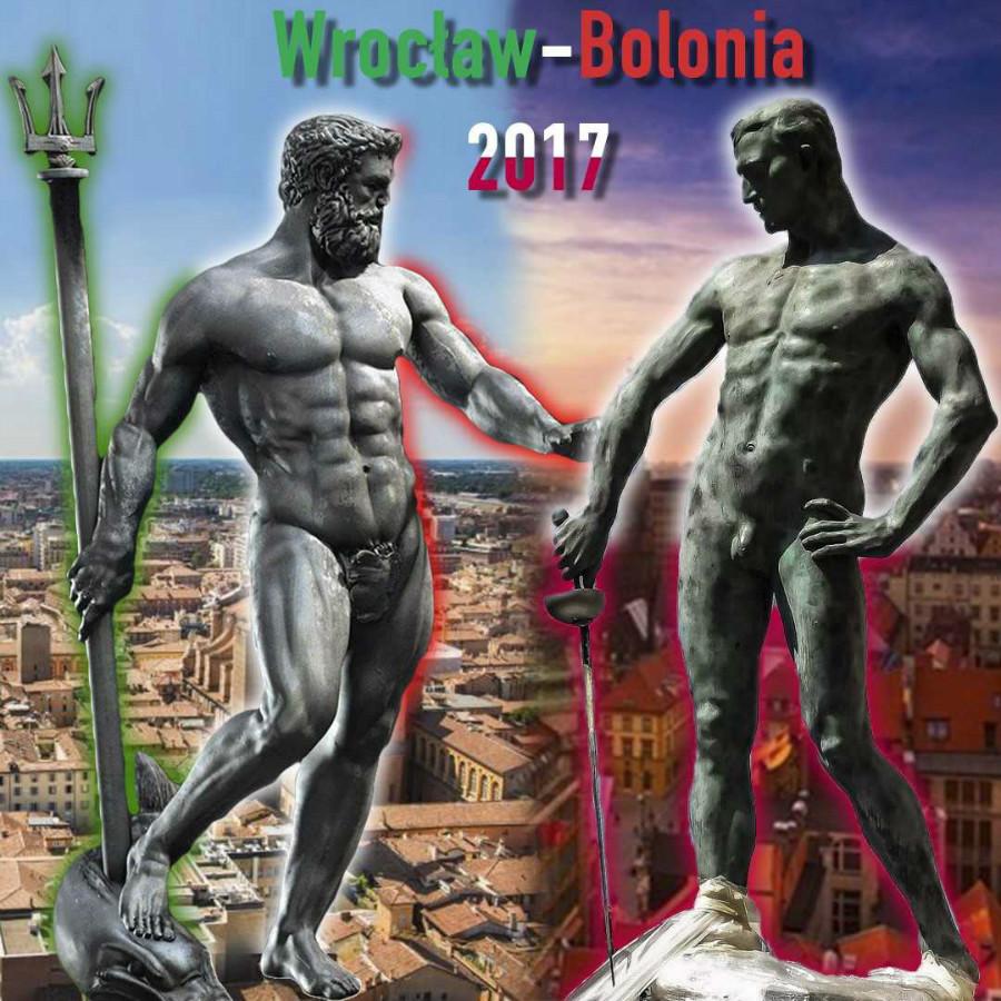 Wrocław - Bolonia 2017